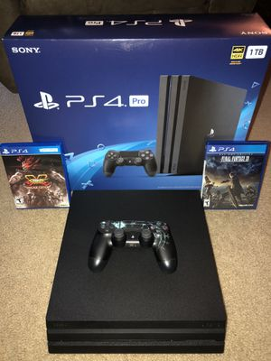 Playstation Pro 4K HDR 1TB for Sale in Gresham, OR