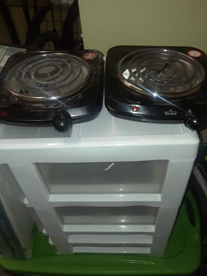 Portable hot plate for Sale in Vestal, NY