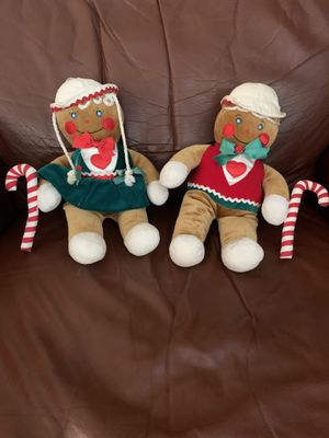 Antique gingerbread dolls for Sale in Corona, CA