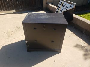 Locking file cabinet for Sale in Mesa, AZ