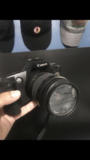 (Camera)> canon EOS RebelG )( vintage) for Sale in Lilburn, GA
