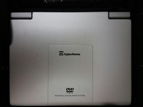 Cyberhome portable dvd player