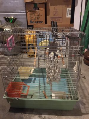 Large bird cage for Sale in Federal Way, WA