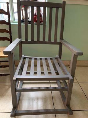 Teak rocking chair for Sale in Los Angeles, CA