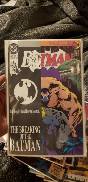 Batman #497 for Sale in Queen Creek, AZ