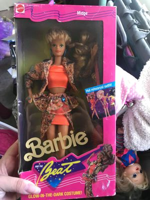 New barbie and the beat for Sale in Sacramento, CA