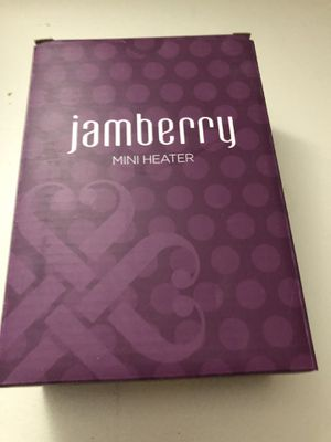 Jamberry Mini Heater for Sale in Lakeside, AZ