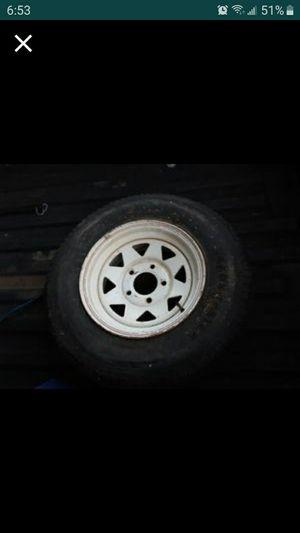 "14"" Trailer Spare Tire for Sale in Peoria, AZ"