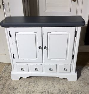 Entryway Cabinet/Sofa Table Cabinet/Hallway Cabinet Solid Wood for Sale in Richmond, VA