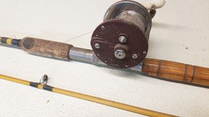 Penn 209 fishing reel with rod for Sale in Wheaton, IL