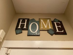 Home decor metal for Sale in Boston, MA