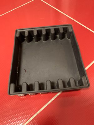 2005 Cadillac Escalade Ext center console bottom , tray , cd organizer. Rubber or plastic tray. for Sale in South Gate, CA