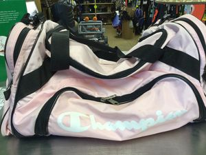 Champion Pink Duffle Bag for Sale in Matawan, NJ