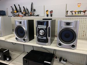 Sony Stereo Speaker system for Sale in Pflugerville, TX