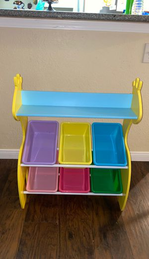 Kids/Toddler Toy Shelf for Sale in Chula Vista, CA