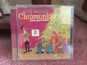 CHIPMUNKS Christmas CD (15 Songs) for Sale in Independence, OH