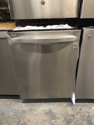Brand new Lg dishwasher for Sale in Los Alamitos, CA