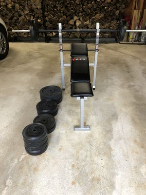 Weight Bench & Weights for Sale in Milford, MA