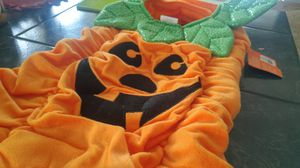 Pumpkin costume brand new for Sale in Knoxville, TN
