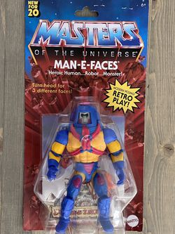 Masters Of The Universe Man - E - Faces for Sale in Fontana,  CA
