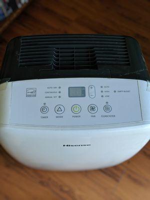 Hisense Dehumidifier dh-70k1sle for Sale in Burbank, CA