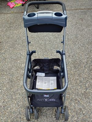 Chicco keyfit Car Seat Caddy/stroller for Sale in Renton, WA