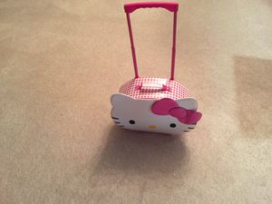 Hello Kitty Girl's weekend luggage case for Sale in Raleigh, NC