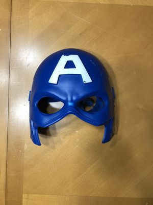 Captain America Mask for Sale in Port St. Lucie, FL