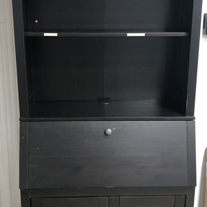 Dark Wood Cabinet for Sale in Frederick, MD