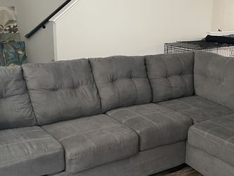 Grey Sectional for Sale in Baltimore,  MD