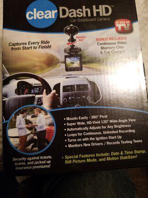 Dash cam-Clear Dash HD for Sale in Saint Paul, MN