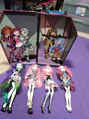 Monster high beautiful first wave lot for Sale in Corona, CA
