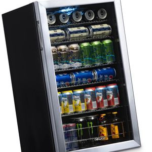 Mini Fridge NewAir Mini 126 Can Beverage Cooler for Sale in Wichita, KS