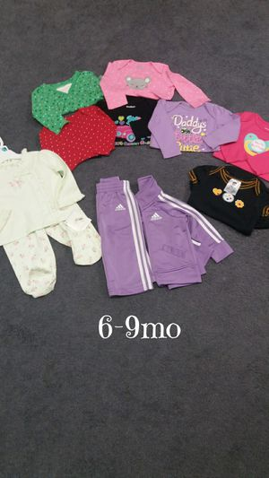 Baby girl 6-9mo, fall winter, many never worn, outfit with tags, ALL for $20 for Sale in Monroeville, PA