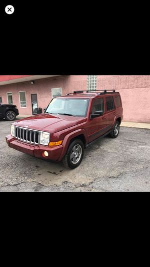 Jeep commander parts only for Sale in Providence, RI