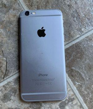 iPhone 6 iCloud locked for Sale in Wichita, KS