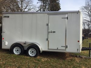 CARMATE Enclosed Trailer 7x14 for Sale in York, PA