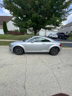 2001 audi tt 225 hp for Sale in Joliet, IL
