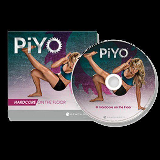 PiYo Base Kit 5 DVDs Workout w/ Guide