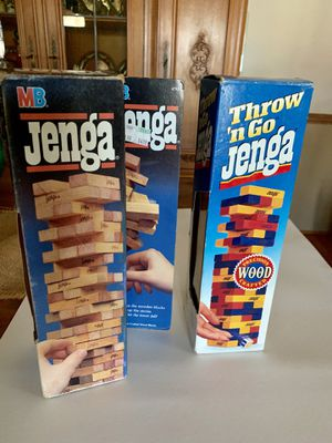 Kids Jenga for Sale in Long Beach, CA