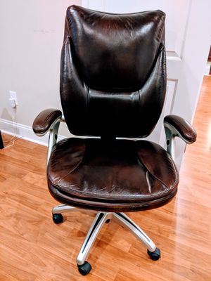 Executive office chair for Sale in Broadlands, VA