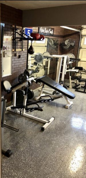 Home gym equipment for Sale in Wildomar, CA