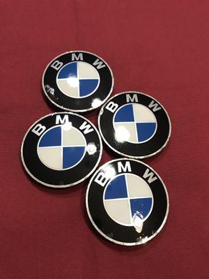 BMW alloy wheel center caps set. for Sale in Joliet, IL