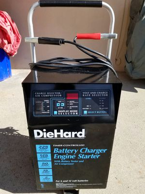Battery charger for Sale in Claremont, CA
