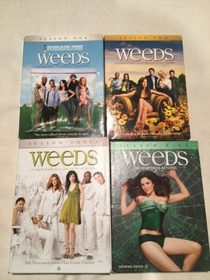 Weeds season 1, 2, 3, and 5 for Sale in Costa Mesa, CA