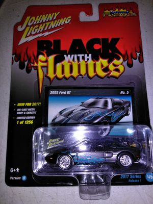 Johnny lightning street freaks flames 05 ford gt for Sale for sale  Bunnell, FL