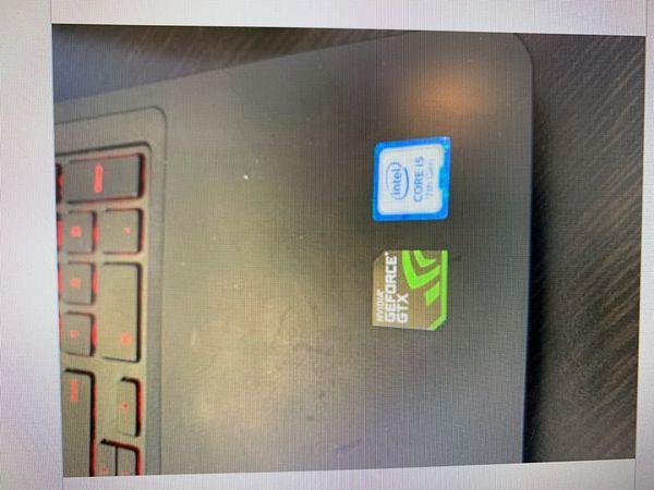 Dell Inspiron 15 i5577 gaming laptop intel core i5 GTX 1050 8GB 1TB