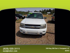 2008 Chevrolet TrailBlazer for Sale in Heber-Overgaard, AZ
