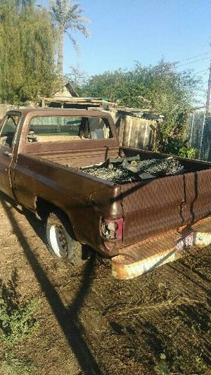 77 Chevy short bed for Sale in Phoenix, AZ