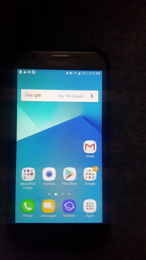 Samsung Galaxy J3 prime cell phone for Sale in Mansfield, TX